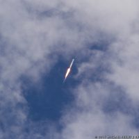 GPSIIF10 AtlasV Launch by United Launch Alliance