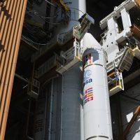 Horizons 3e and Azerspace-2 Ariane 5