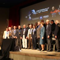 2013 Astronaut Hall of Fame Induction