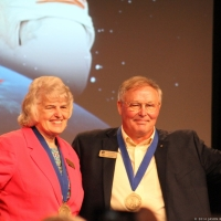 2014 Astronaut Hall of Fame Induction
