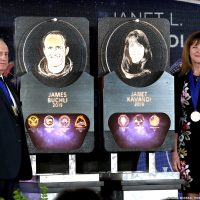 2019 Astronaut Hall of Fame Induction