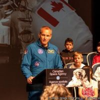 CSA David Saint-Jacques Announcement