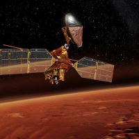 Mars Reconnaissance Orbiter image credit James Vaughan SpaceFlight Insider