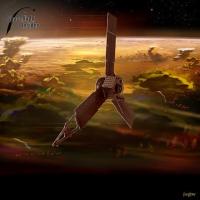 Juno spacecraft in orbit above Jupiter image credit James Vaughan SpaceFlight Insider