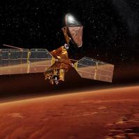 Mars Reconnaissance Orbiter image credit James Vaughan SpaceFlight Insider