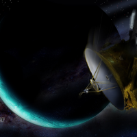New Horizons at Pluto SpaceFlight Insider image