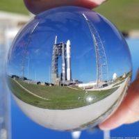 United Launch Alliance Atlas V 551 rocket with the AEHF-4 satellite. Photo Credit: Scott Schilke / SpaceFlight Insider