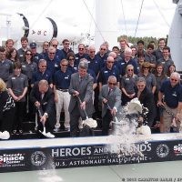 Heroes and Legends Groundbreaking