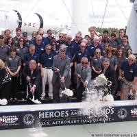 Heroes and Legends Groundbreaking