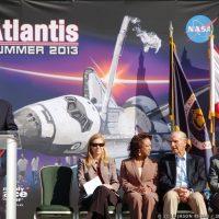 Atlantis Exhibit Groundbreaking Event