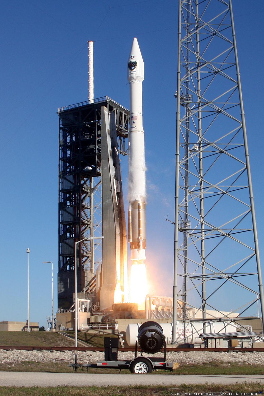Atlas V Spaceflight Insider
