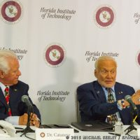 Buzz Aldrin at FIT