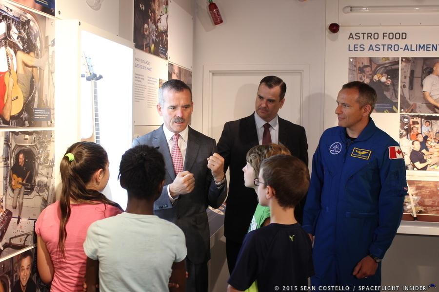 David Saint-Jacques Archives - SpaceFlight Insider