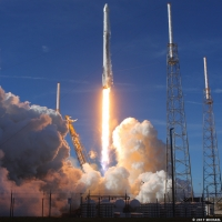 SpaceX CRS-13 (Falcon 9)