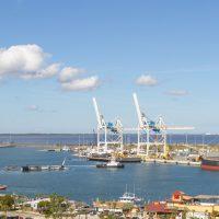 CRS-16 returns to port