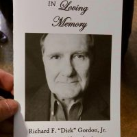 Richard Gordon Service