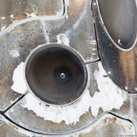 RCS Thruster Close Up