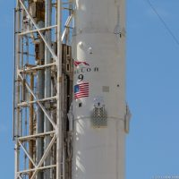Falcon 9 Grid Fins