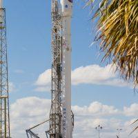 DSCOVR Falcon 9