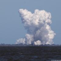Falcon Heavy Static Test Fire