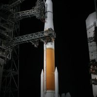 ULA Delta IV Medium+ with GPS IIF-3 Satellite