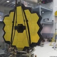 James Webb Space Telescope Tour