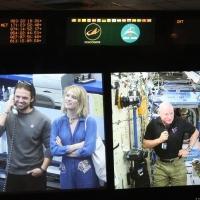 "JSC Screens ""The Martian"""