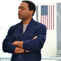 Actor Chiwetel Ejiofor, The Martian