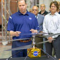 NASA Administrator Bridenstine Visits JPL