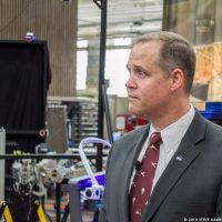 NASA Administrator Bridenstine Visits Langley