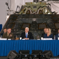 National Space Council Feb. 2018 Meeting