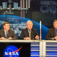 OA-4 Cygnus AtlasV Prelaunch news conference