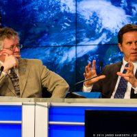 Dr. Stephen Volz, NOAA; Dr. Tom Berger, NOAA