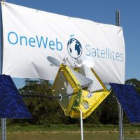 OneWeb Satellite Facility Groundbreaking