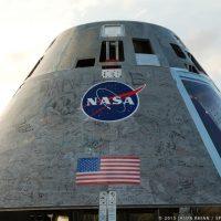 NASA Orion Boilerplate Spacecraft