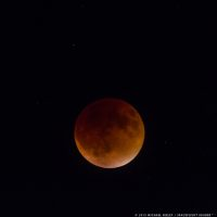 Blood Super Moon 2015 at 10:51pm