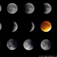 September 2015 Lunar Eclipse (Super Blood Moon)