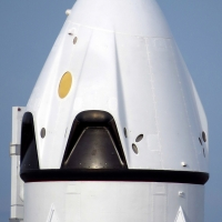 SpaceX Dragon Pad Abort Test