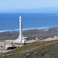 SpaceX Falcon 9 rocket Jason 3 Matthew Kuhns SpaceFlight Insider