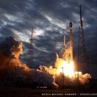 Space Exploration Technologies, SpaceX, Thaicom, 6, Cape Canaveral Air Force Station, Space Launch Complex 40, SLC-40, rocket, launch, space, Falcon 9, Full Thrust,