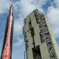 Vector R event at Canaveral's LC-46