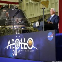Vice President Pence 50th Anniversary of Apollo 11