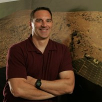 Jim Rice with Mars posted on SpaceFlight Insider