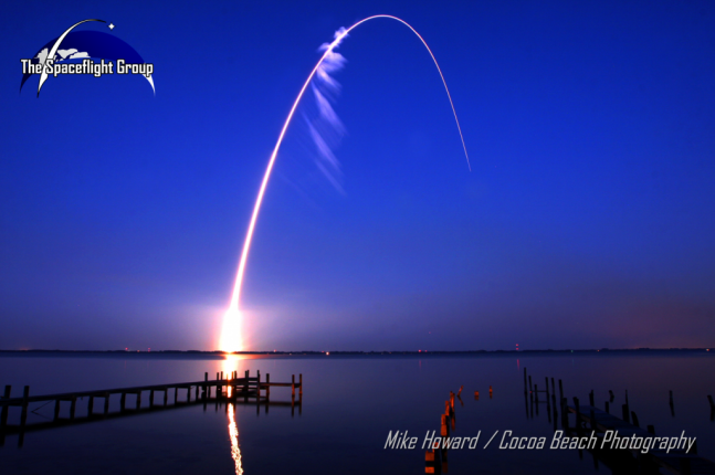 Is the path forward for space efforts clear? Photo Credit: Mike Howard / Cocoa Beach Photography