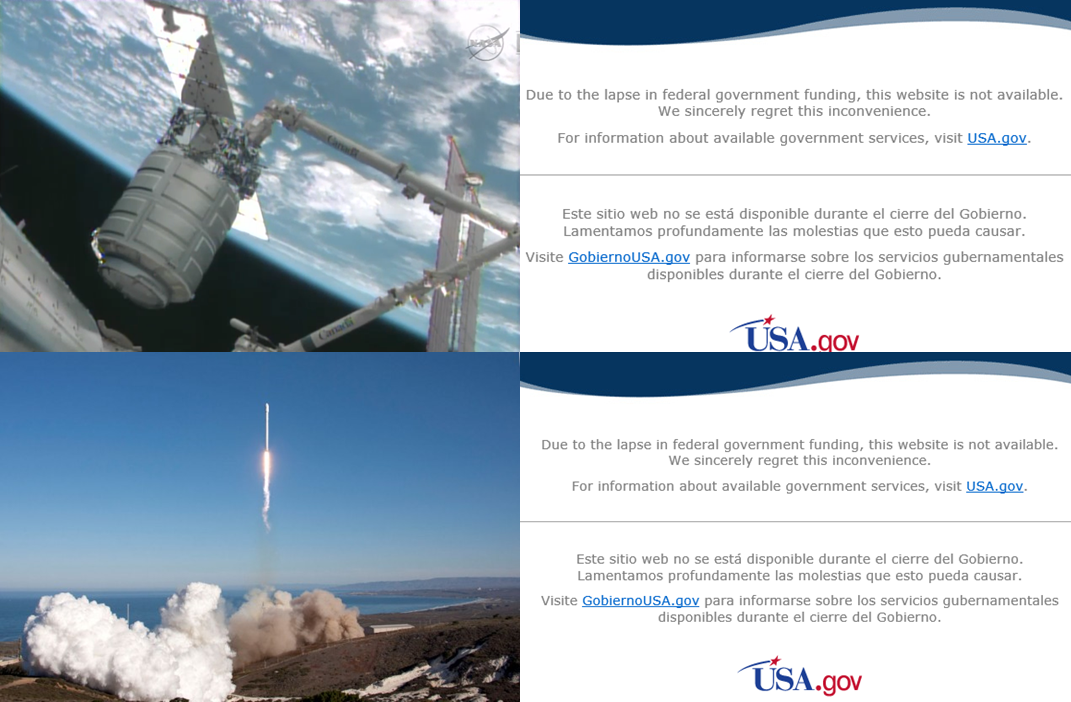 NASA.gov Orbital Sciences Corporation Cygnus 1 Antares rocket ISS International Space Station SpaceX Falcon 9 CASSIOPE posted on SpaceFlight Insider The SpaceFlight Group