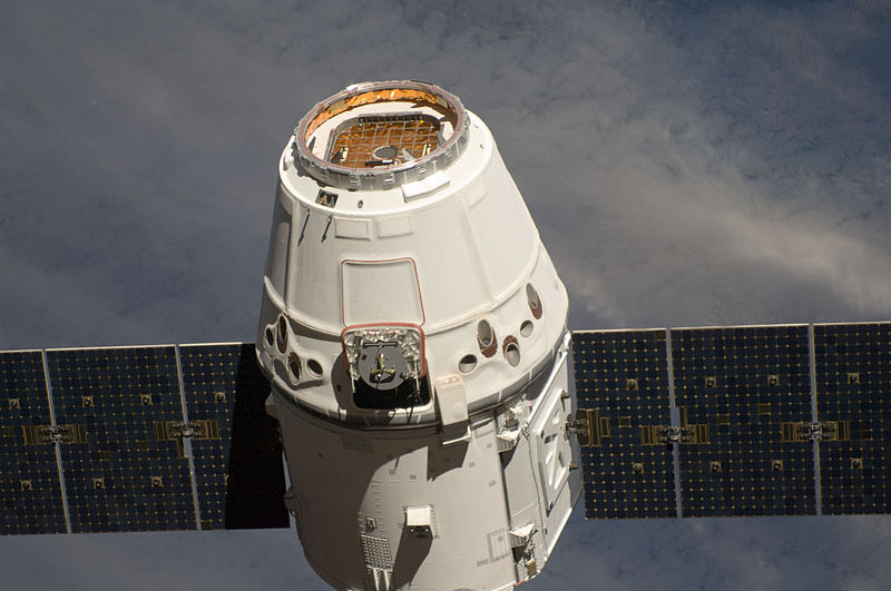 SpaceX has completed the eighth milestone under NASA's Commercial Crew integrated Capability. This places the private space firm one step closer to launching astronauts. Photo Credit: NASA