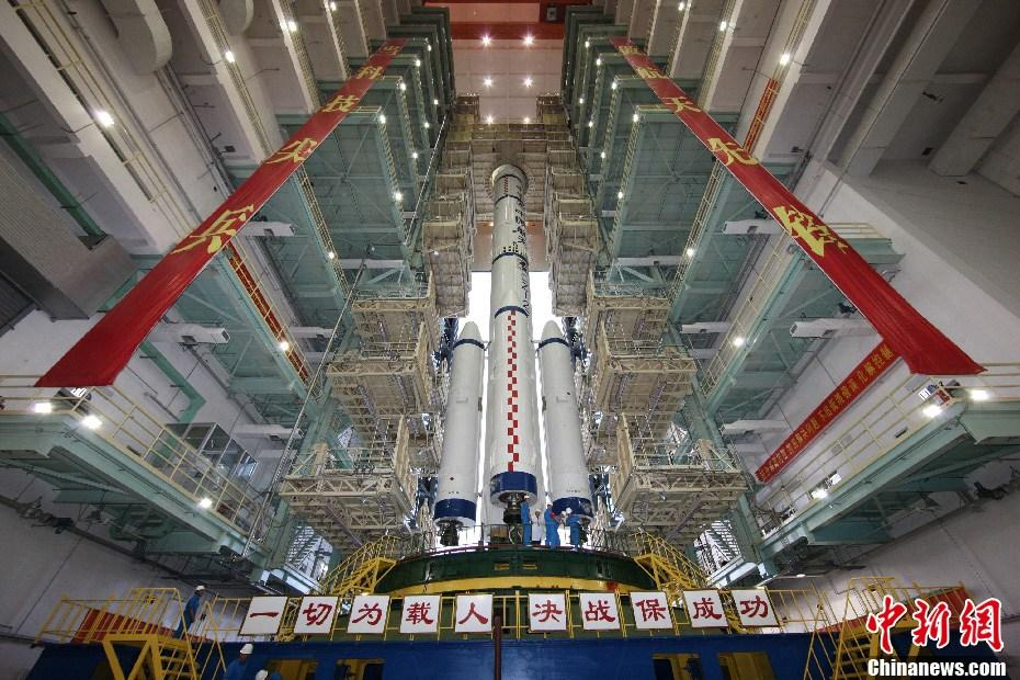 shenzhou-10-long-march-2f_jiuquan-3-03062013 China News posted on The SpaceFlight Group Insider