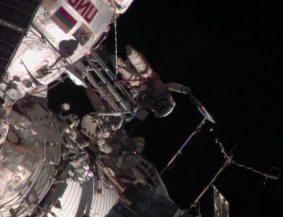 international space station space walk - photo #39