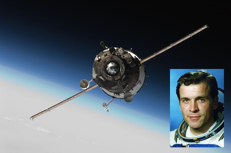 Cosmonaut Aleksandr Aleksandrovich Serebrov passed away November 12, 2013 – he was 69. Image Credit: Roscosmos / NASA