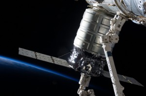 NASA's COTS program has seen two additional, private-public spacecraft travel to the ISS. Both Orbital's Cygnus (seen here) and SpaceX's Dragon spacecraft have traveled to the ISS. Photo Credit: NASA